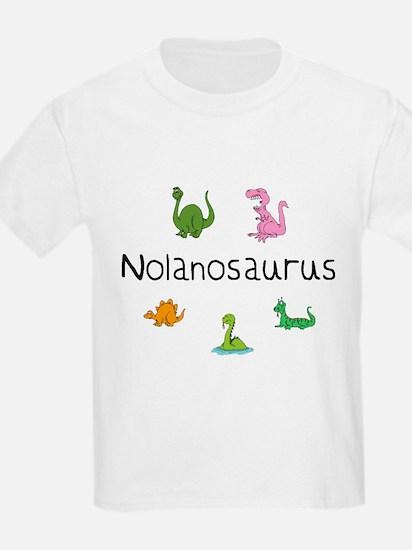 Nolanosaurus T-Shirt
