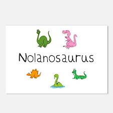 Nolanosaurus Postcards (Package of 8)