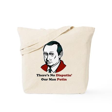 Putin Tote Bag