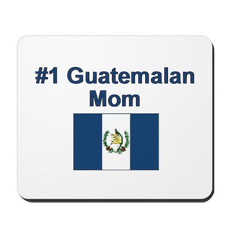 #1 Guatemalan Mom Mousepad