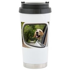 Drive in country with l Travel Mug