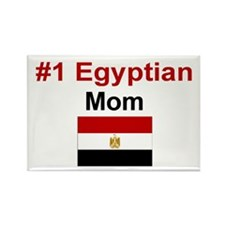 Egyptian #1 Mom Rectangle Magnet