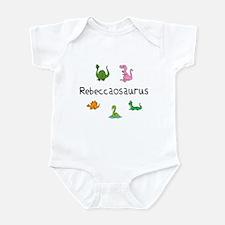 Rebeccaosaurus Infant Bodysuit