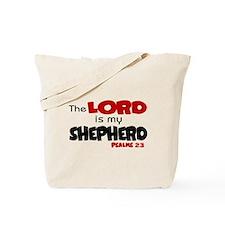 23rd Psalms Tote Bag