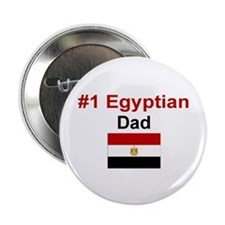 Egyptian #1 Dad Button
