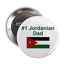 Jordanian #1 Dad Button