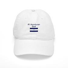 #1 Honduran Dad Baseball Cap