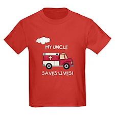 EMT Uncle Saves Lives T
