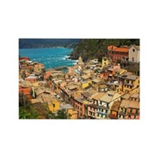 Vernazza, Italy Rectangle Magnet