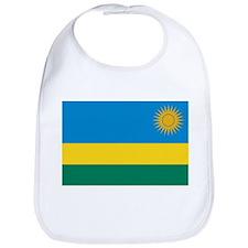 Rwanda Flag T Shirts Bib