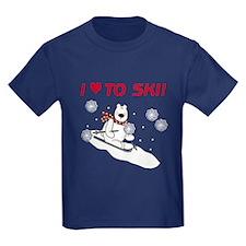 Polar Bear Ski T