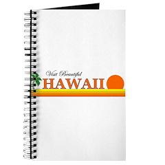Visit Beautiful Hawaii Journal