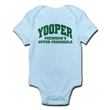 Yooper Infant Bodysuit