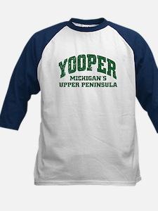 Yooper Kids Baseball Jersey