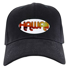 Hawaii Sunset II (Light) Baseball Hat