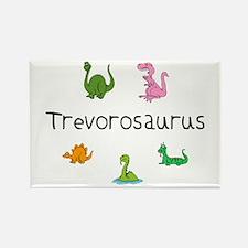Trevorosaurus Rectangle Magnet