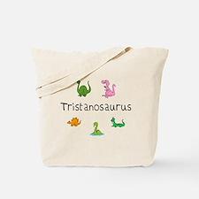 Tristanosaurus Tote Bag
