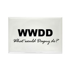 WWDD Rectangle Magnet