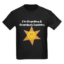 Grandma and Grandpa's Sunshine T