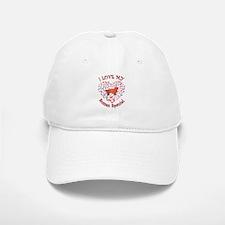 Love Sussex Baseball Baseball Cap