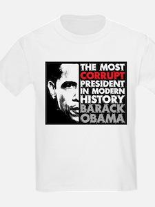 Most Corrupt President T-Shirt