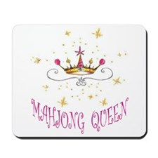 MAHJONG QUEEN Mousepad