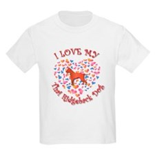 Love Ridgeback T-Shirt