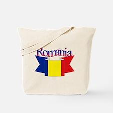 The Romanian Flag Tote Bag