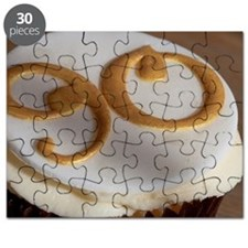 Cupcake for a 90th birthday Puzzle