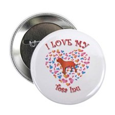 Love Tosa Button