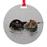 California Sea Otter Ornament