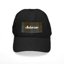 Anderson Tartan Baseball Cap