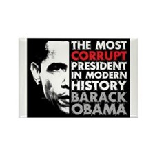 Most Corrupt President Magnets
