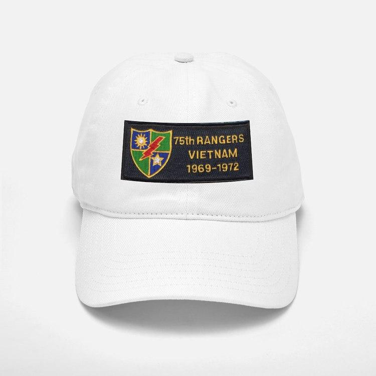 75th Rangers Baseball Baseball Cap