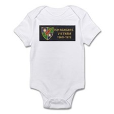 75th Rangers Infant Bodysuit