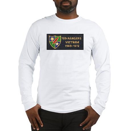 75th Rangers Long Sleeve T-Shirt