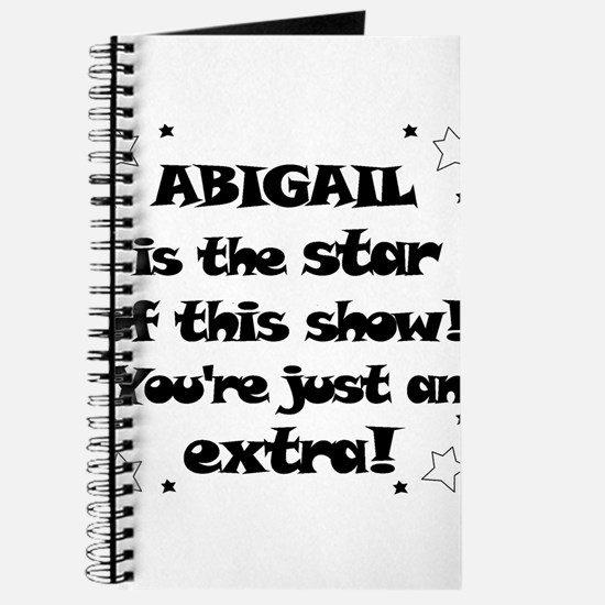 Abbigail is the Star Journal