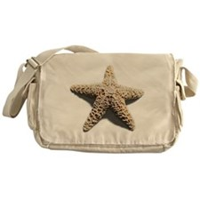 Starfish Star Messenger Bag