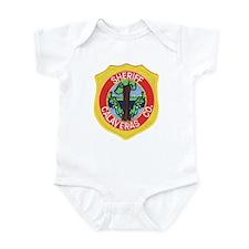 Calaveras County Sheriff Infant Bodysuit