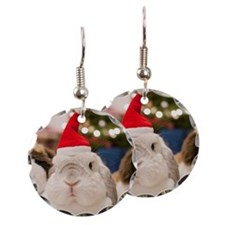 Chinese bunny rabbit Earring