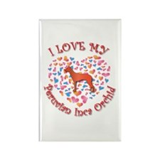 Love PIO Rectangle Magnet (10 pack)