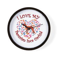 Love PIO Wall Clock