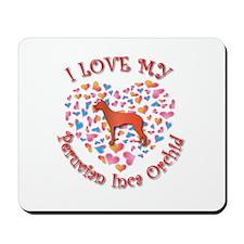 Love PIO Mousepad