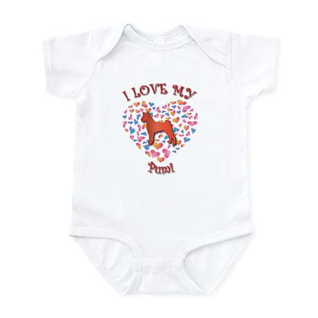 Love Pumi Infant Bodysuit