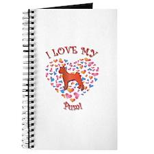 Love Pumi Journal