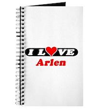 I Love Arlen Journal