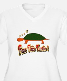 Fear This Turtle !? T-Shirt