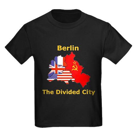 Berlin: The Divided City Kids Dark T-Shirt