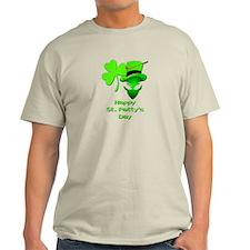 St. Patty's Day Alien T-Shirt