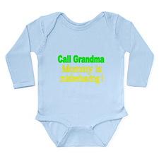 Call Grandma Body Suit